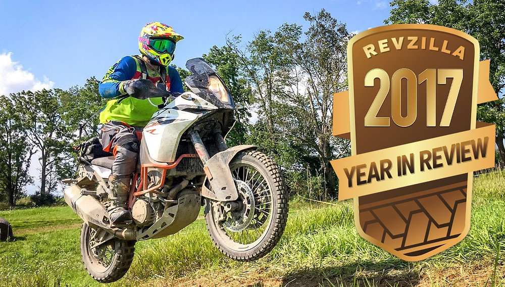 Our favorite motorcycles of 2017