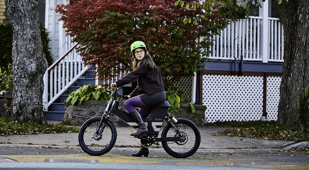 Will this electric bicycle disrupt the motorcycle industry?