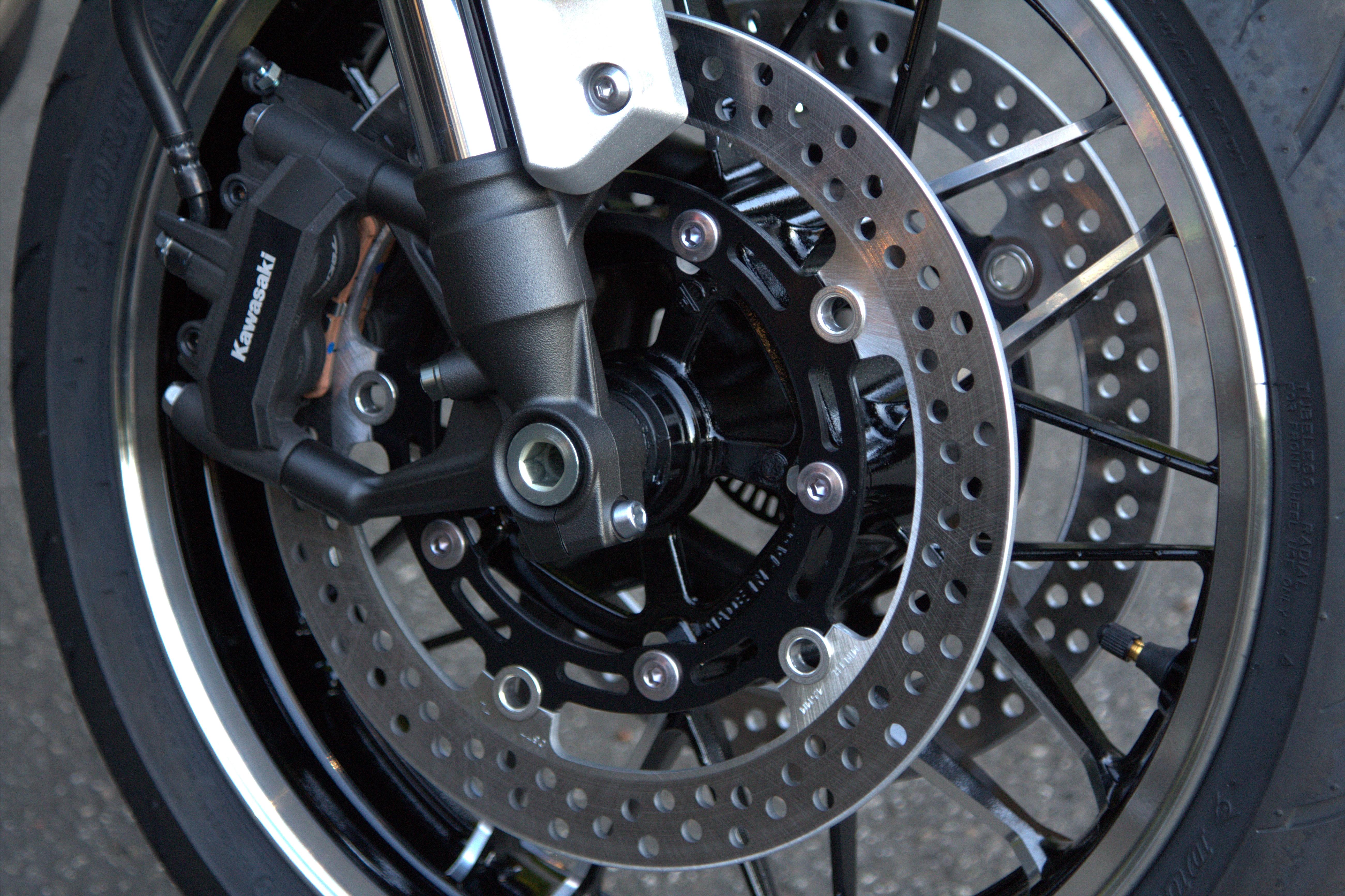 2018 Kawasaki Z900rs First Ride Review Revzilla Yamaha Digital Tach Wiring Diagram