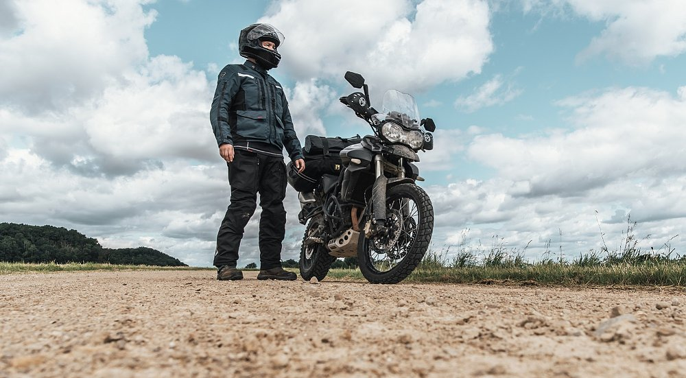ADV noob: I bought the bike, now I need to learn to ride it