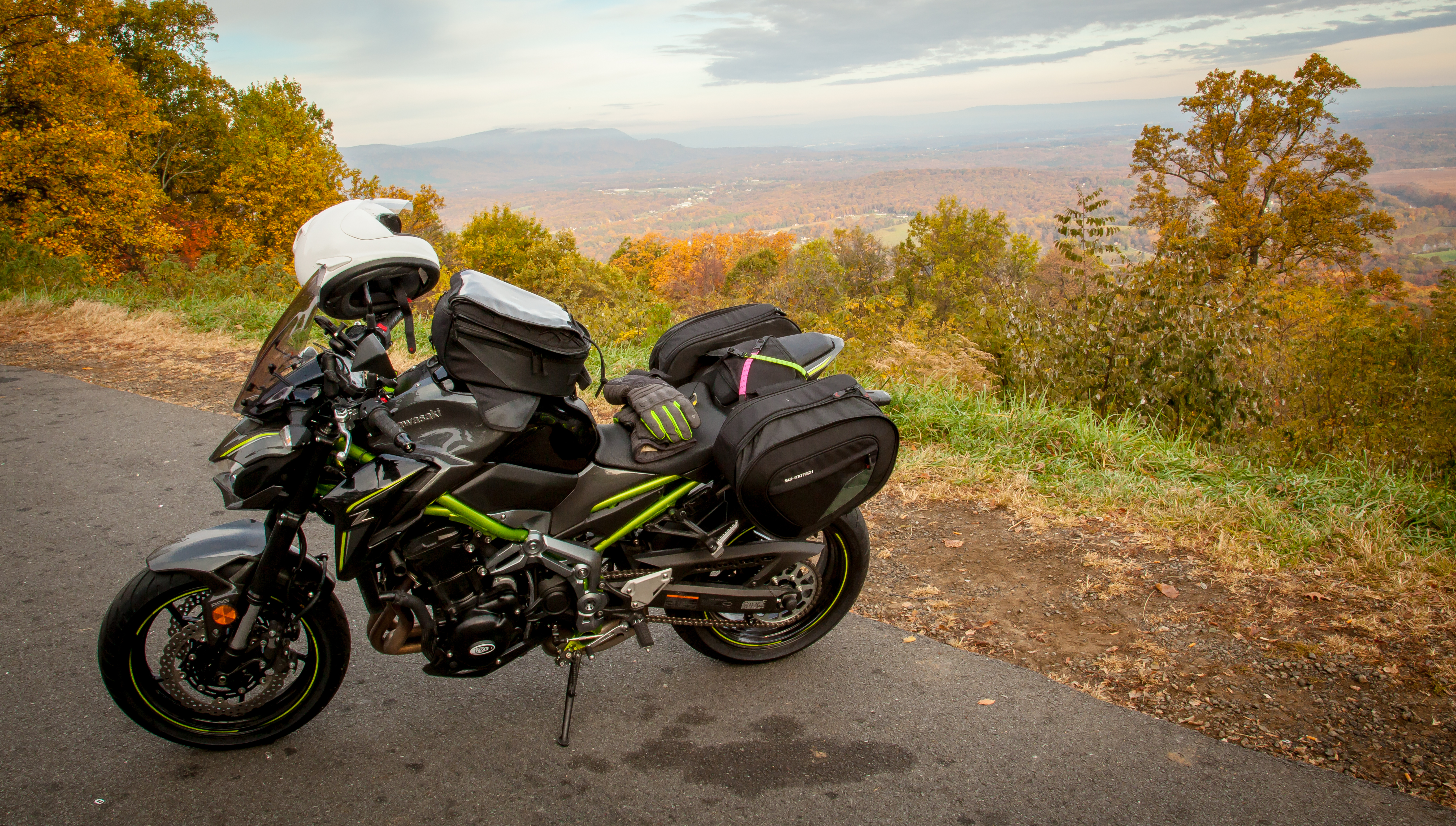 My top five naked bike modifications for touring - RevZilla