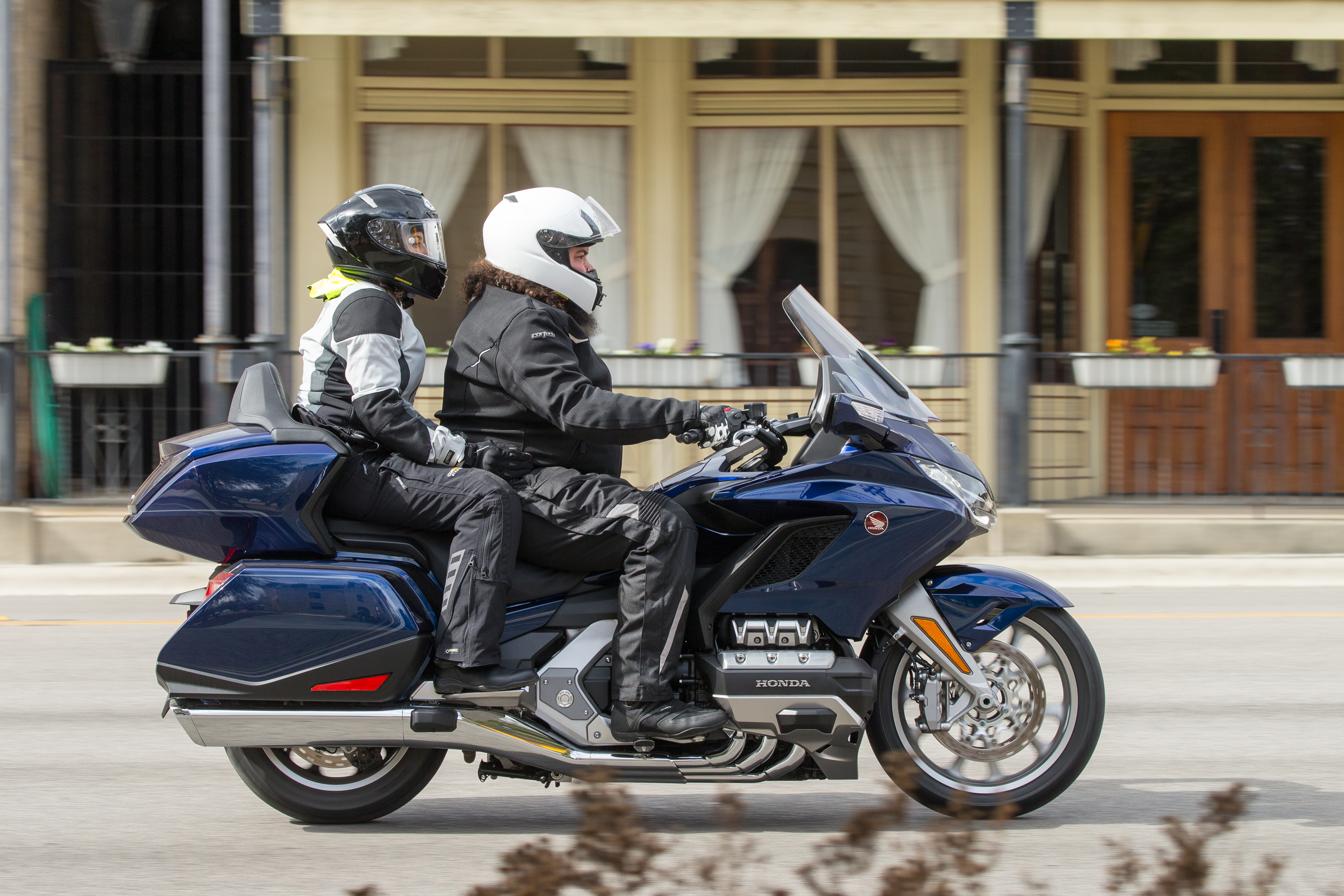 goldwing service intervals
