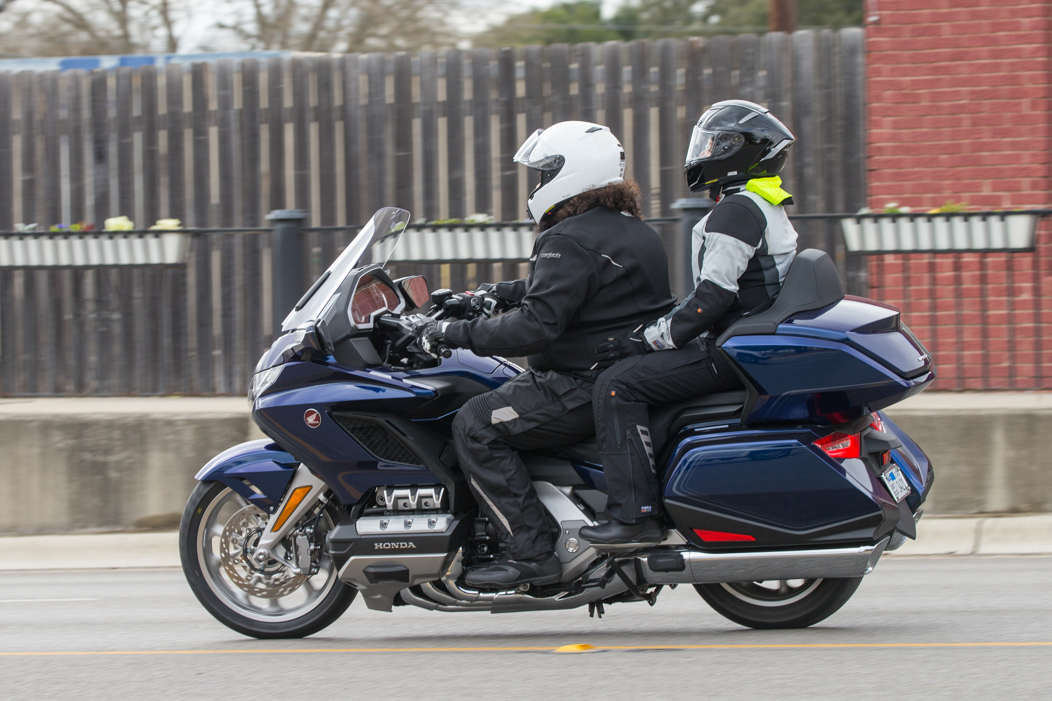 2018 Honda Gold Wing Tour first ride review - RevZilla
