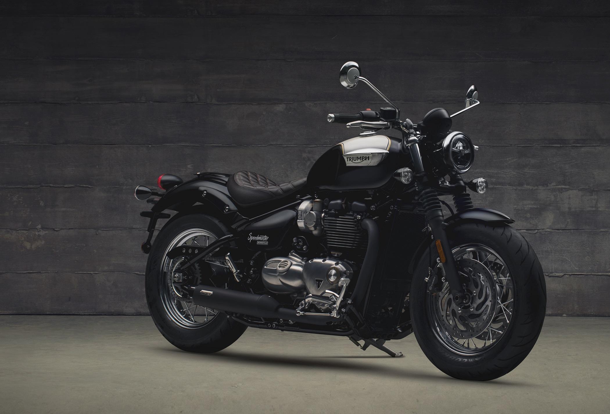 2018 Triumph Bonneville Speedmaster First Ride Review Revzilla