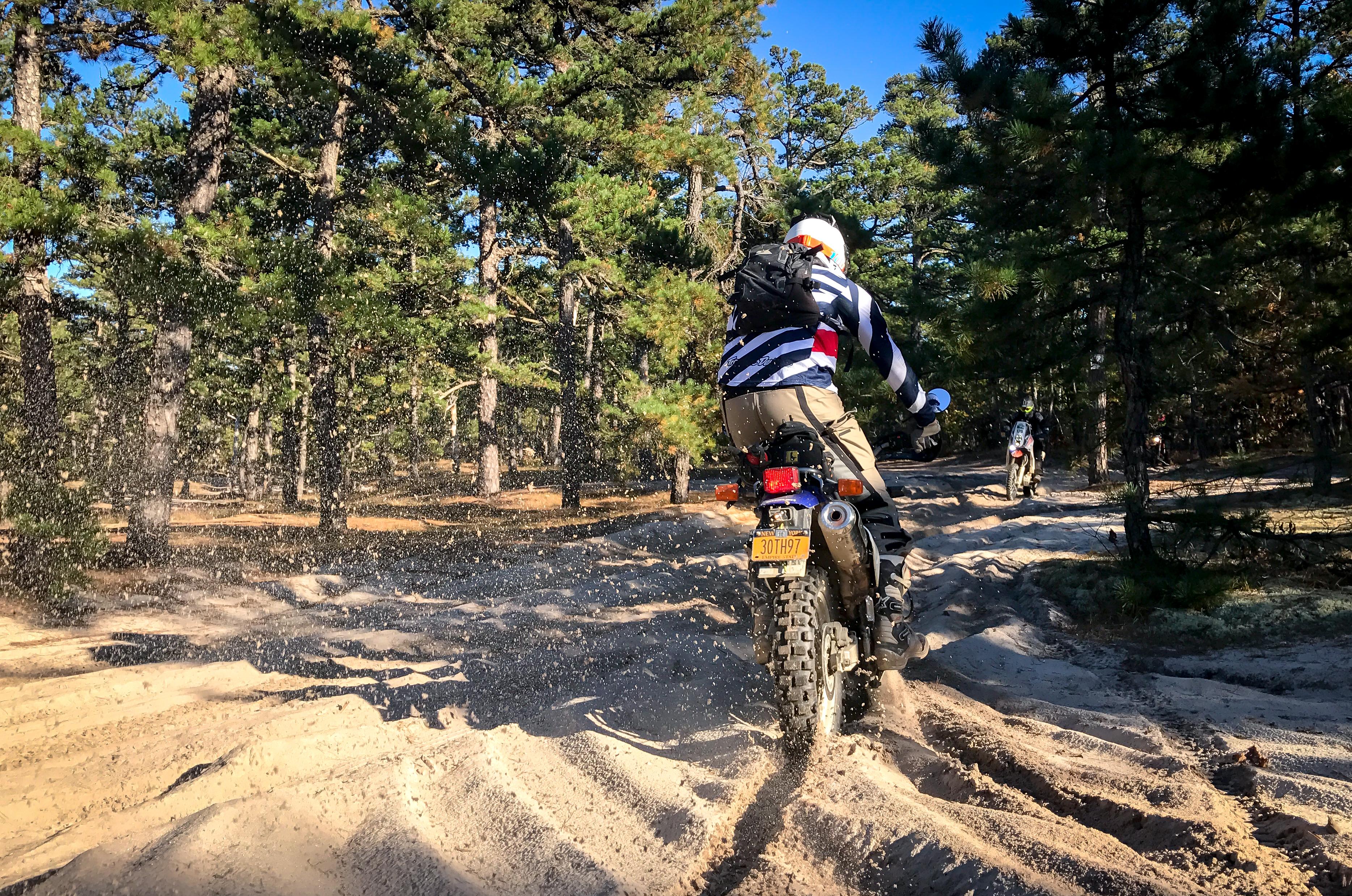 The terrifically fun tale of the $1,000 adventure bike