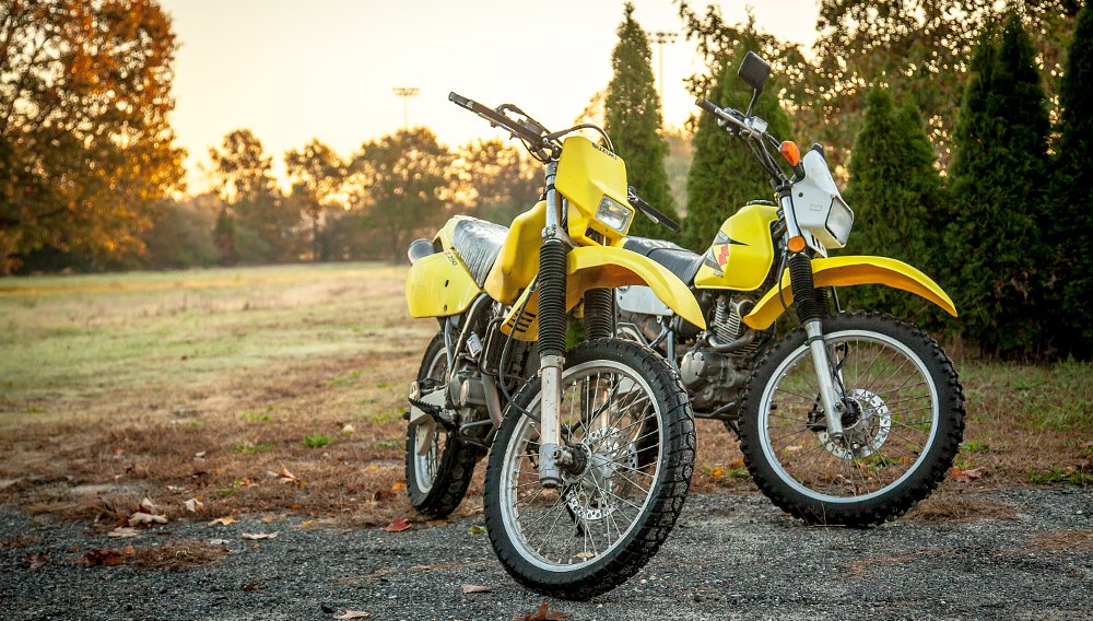 The terrifically fun tale of the $1,000 adventure bike