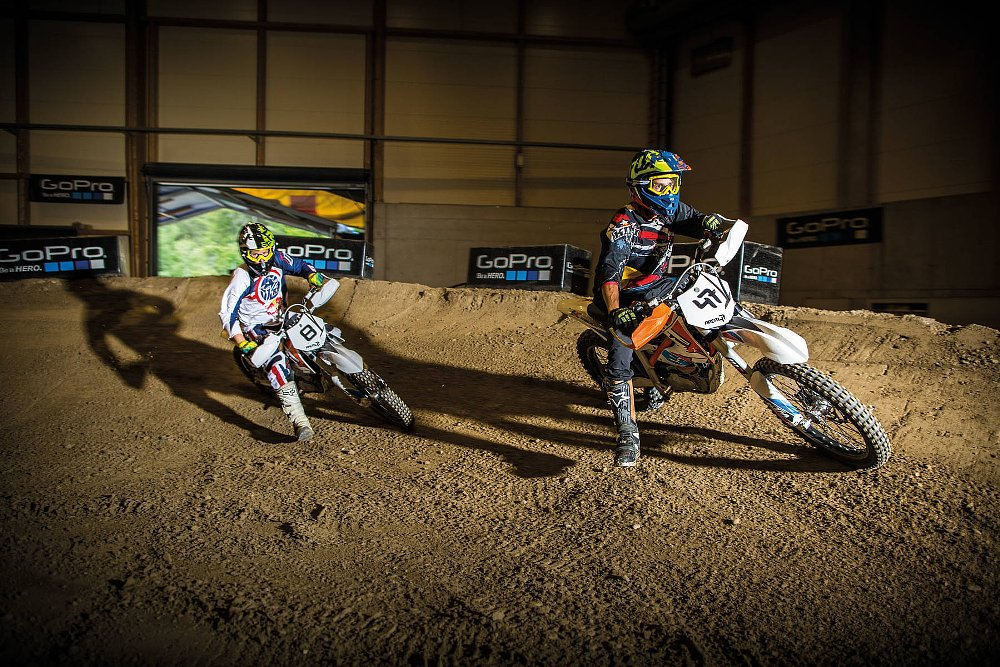 Rated E for everyone: KTM's Freeride E-Parks