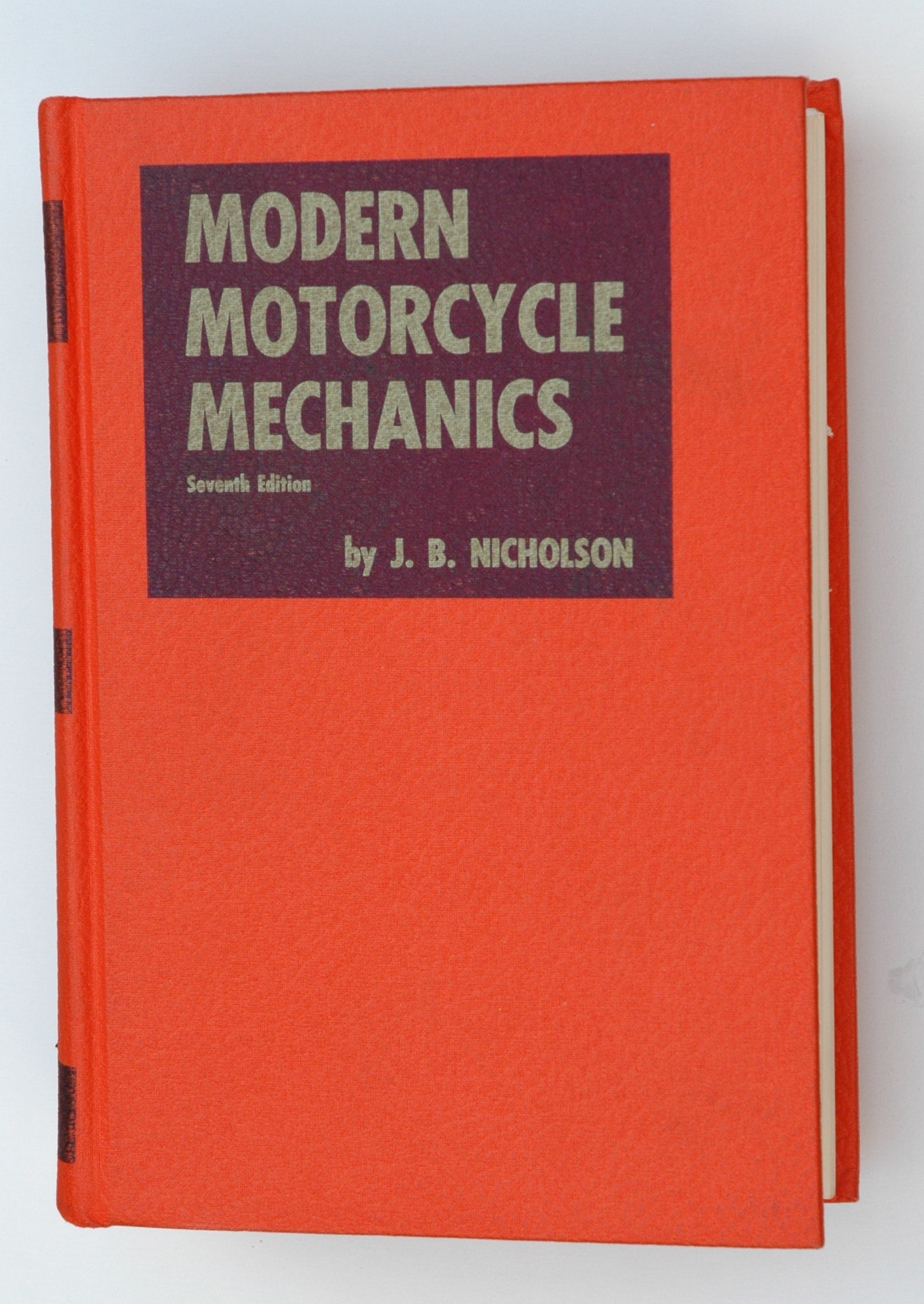 Inherited memories: The unlikely friendship that saved a classic repair  manual - RevZilla