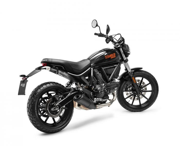 Ducati Prime: Scrambler Hashtag is the new motorcycle you can order ...