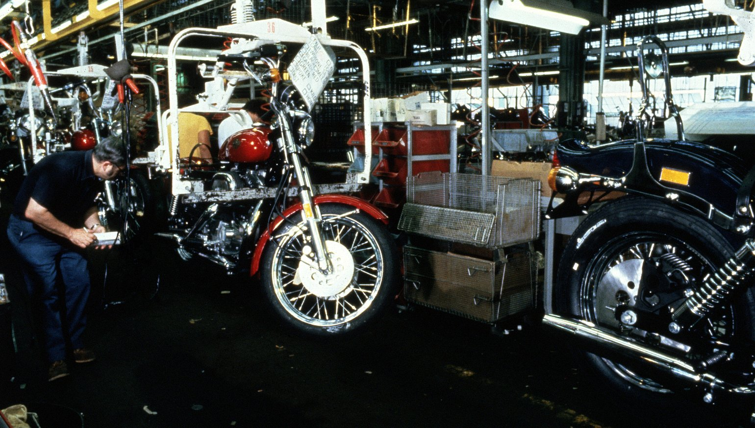 Motorcycle tariffs and Harley-Davidson: Lessons from the last time