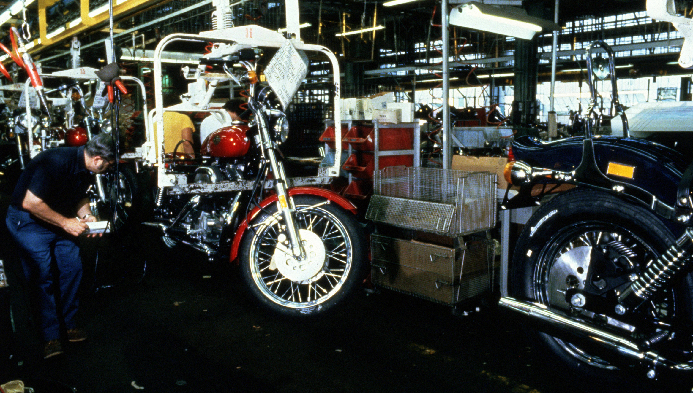 Motorcycle Tariffs And Harley Davidson Lessons From The Last Time