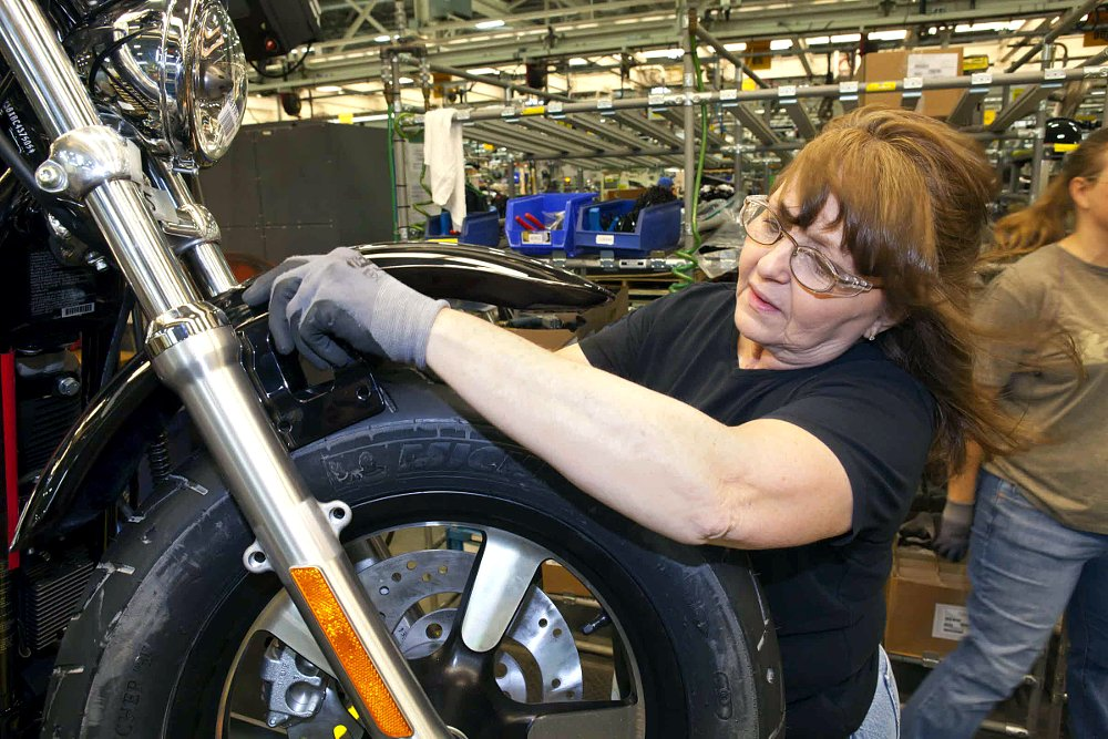 Will Harley-Davidson get caught up in a trade war?