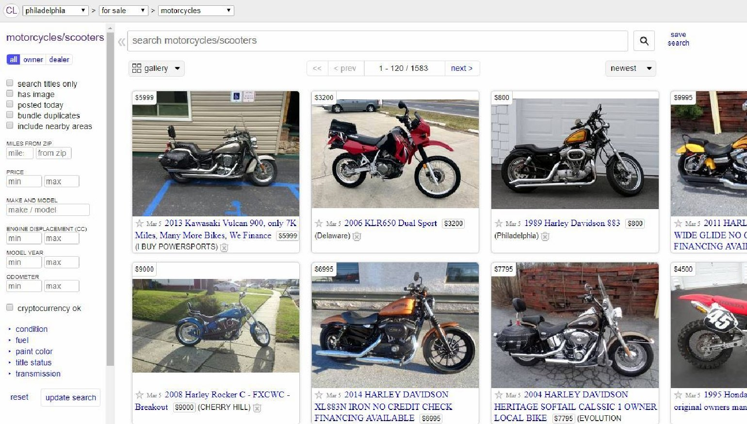 best thumper motorcycles