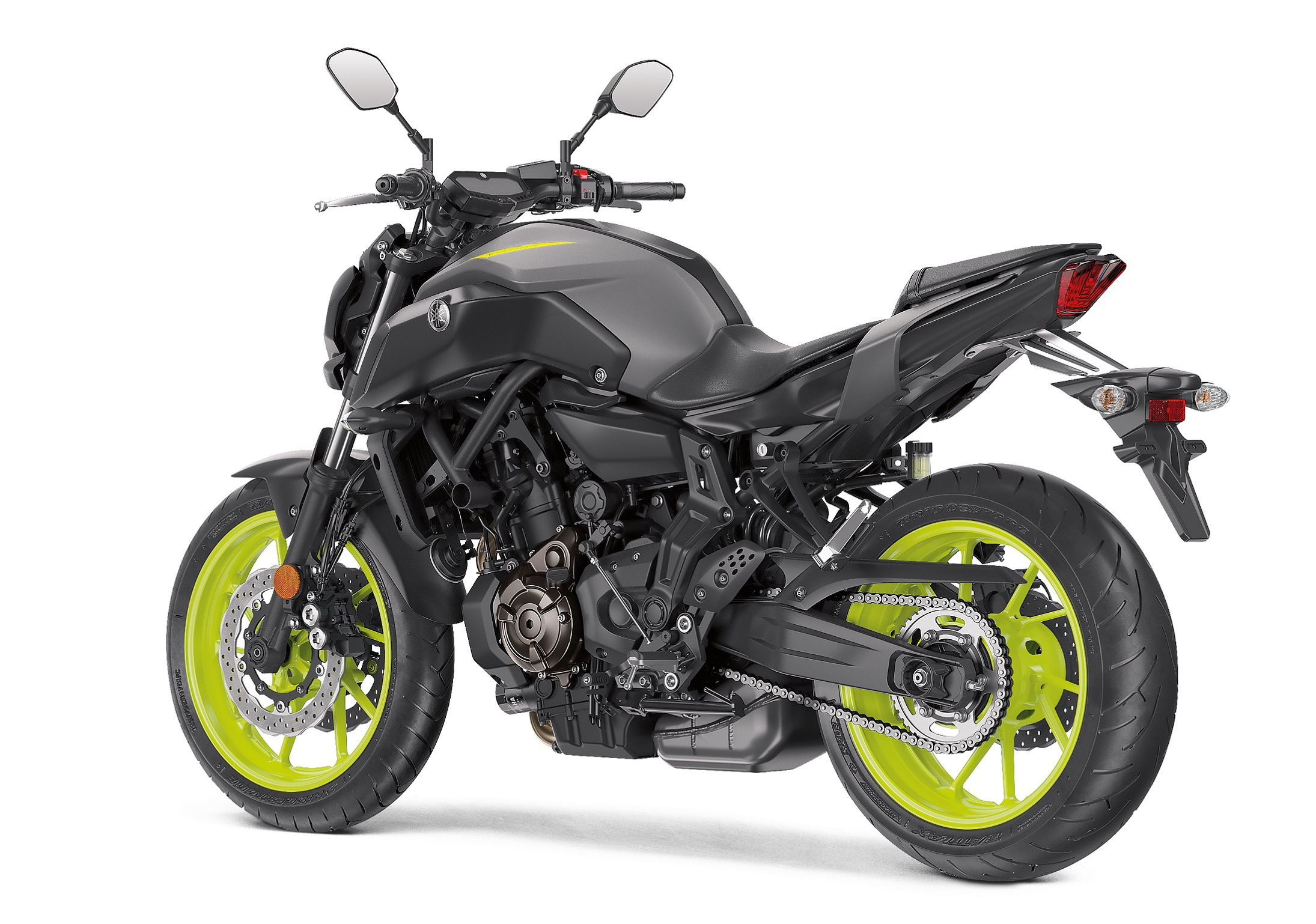 2018 Yamaha Mt 07 First Ride Review Revzilla