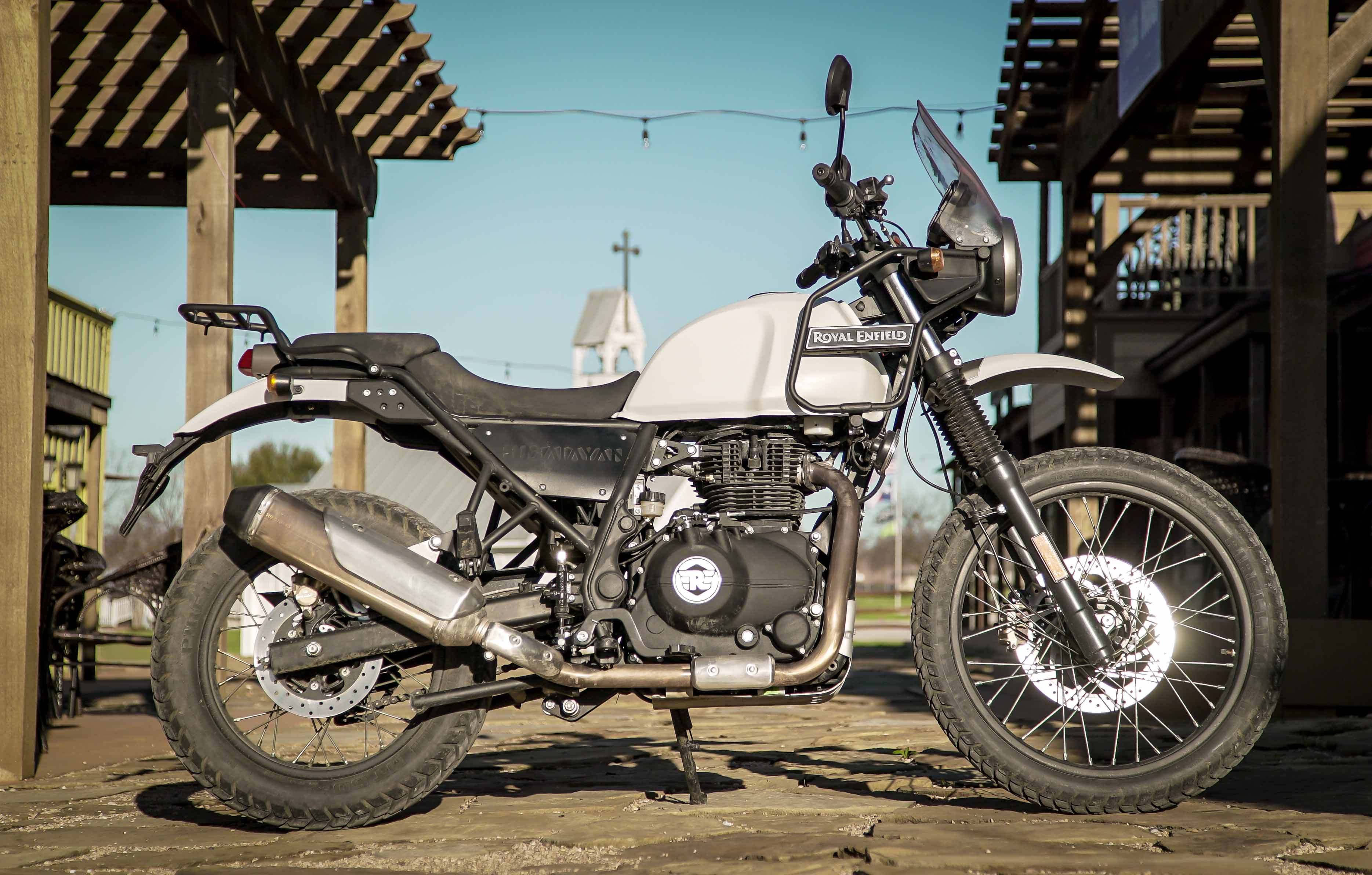 Royal Enfield Himalayan first ride review - RevZilla