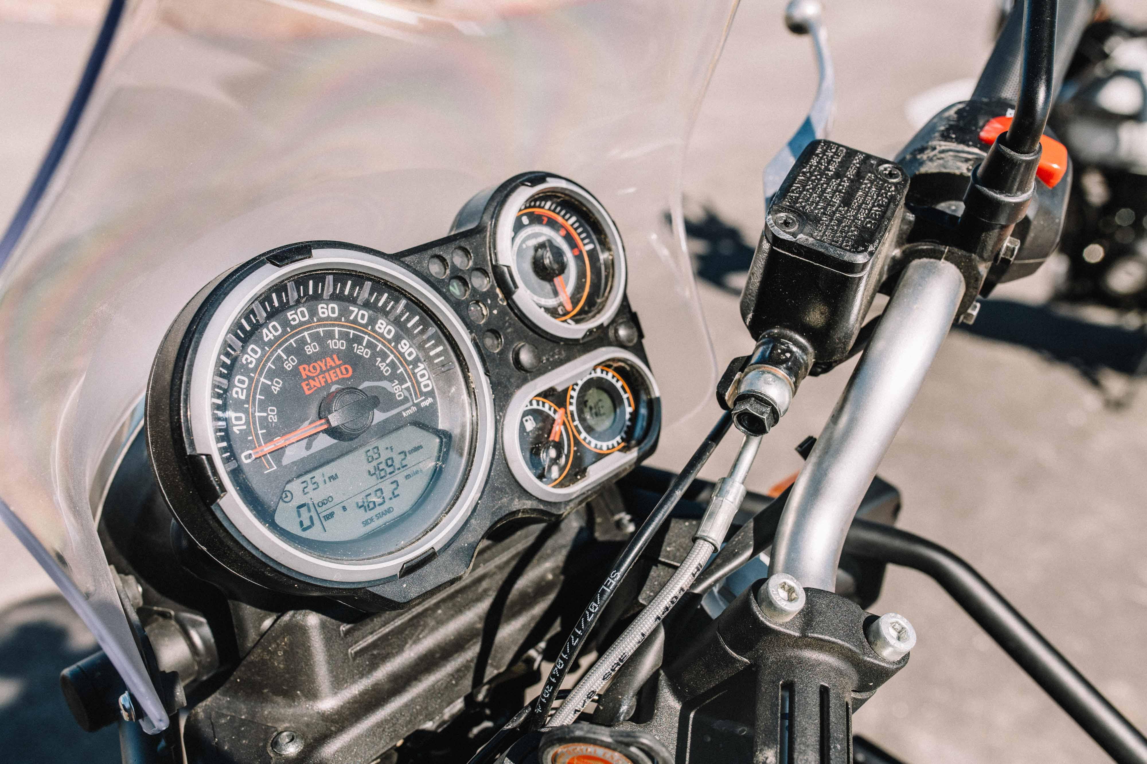 Royal Enfield Himalayan first ride review - RevZilla