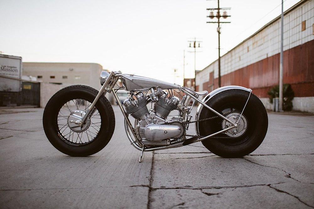 Why Max Hazan is your custom motorcycle builder's favorite builder