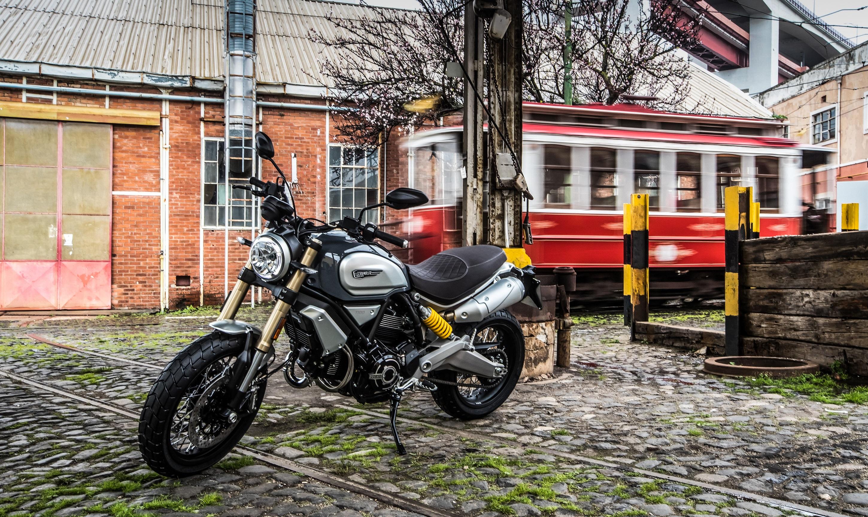 2018 Ducati Scrambler 1100 First Ride Review Revzilla