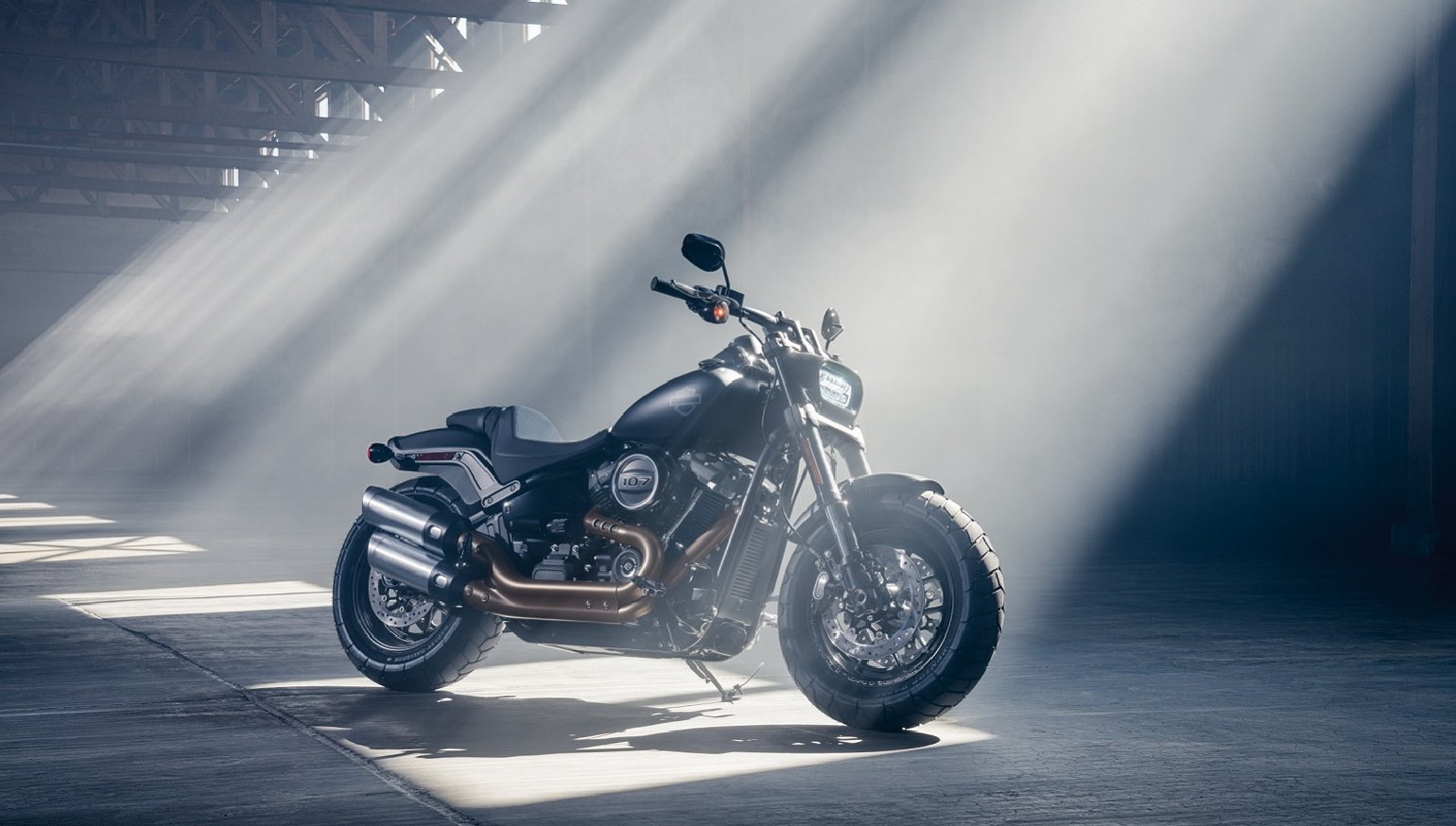 Can the popular new Fat Bob make an impact for Harley