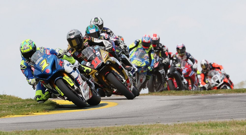 MotoAmerica: The champ, two rookies and the chaos behind them