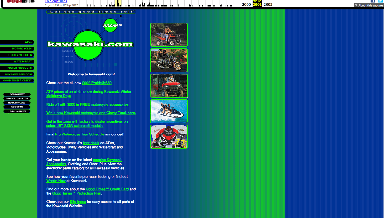 Throwback Thursday: Visiting OEM websites with the Wayback Machine ...