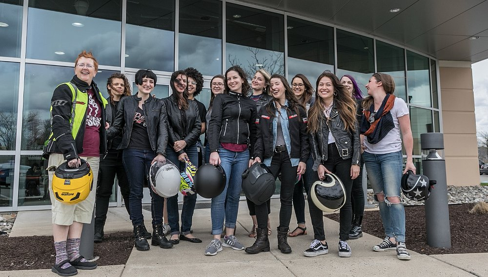 For International Female Ride Day, ZLA women talk about why they ride
