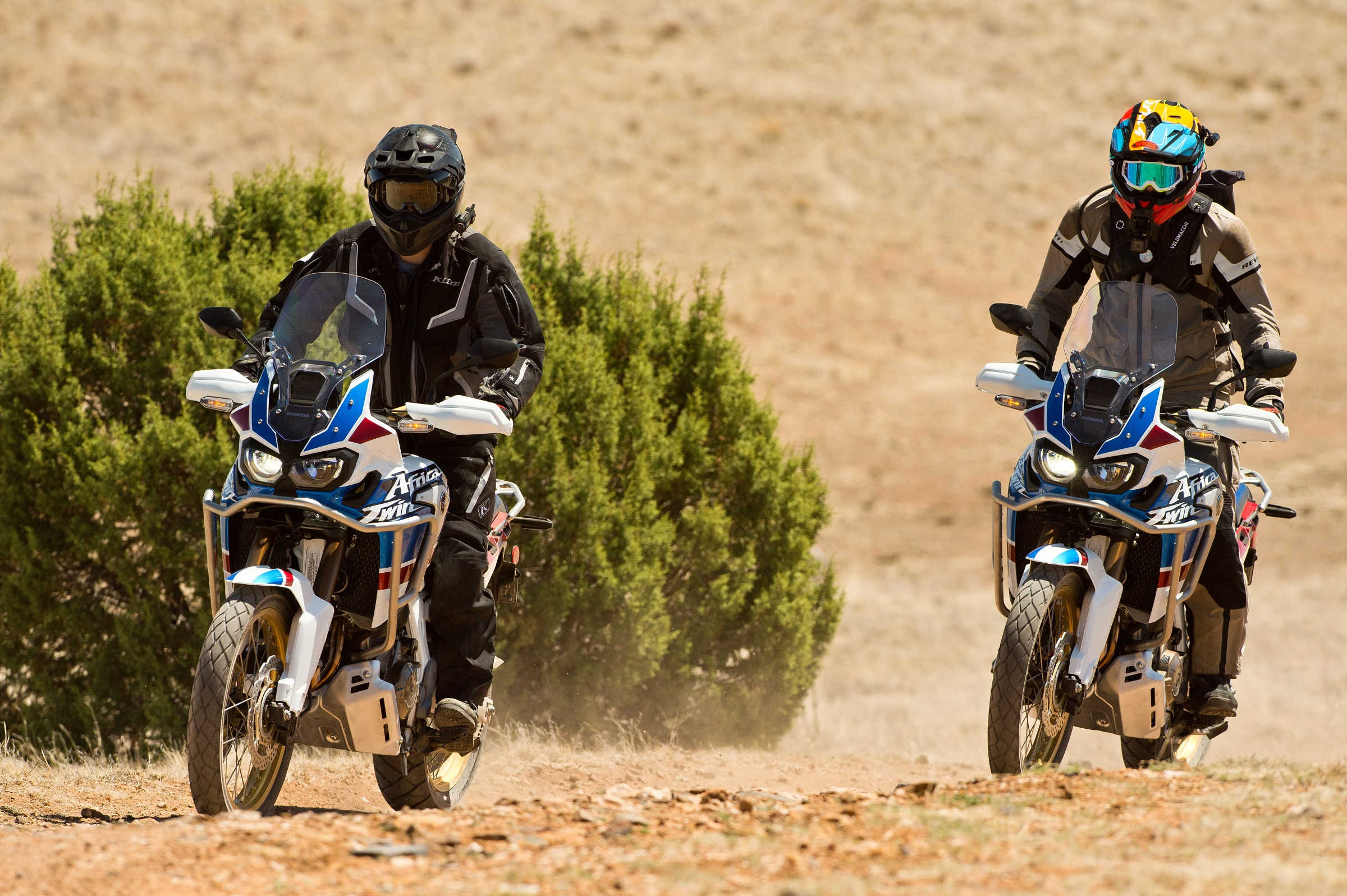 2018 Honda CRF1000L2 Africa Twin Adventure Sports first ride