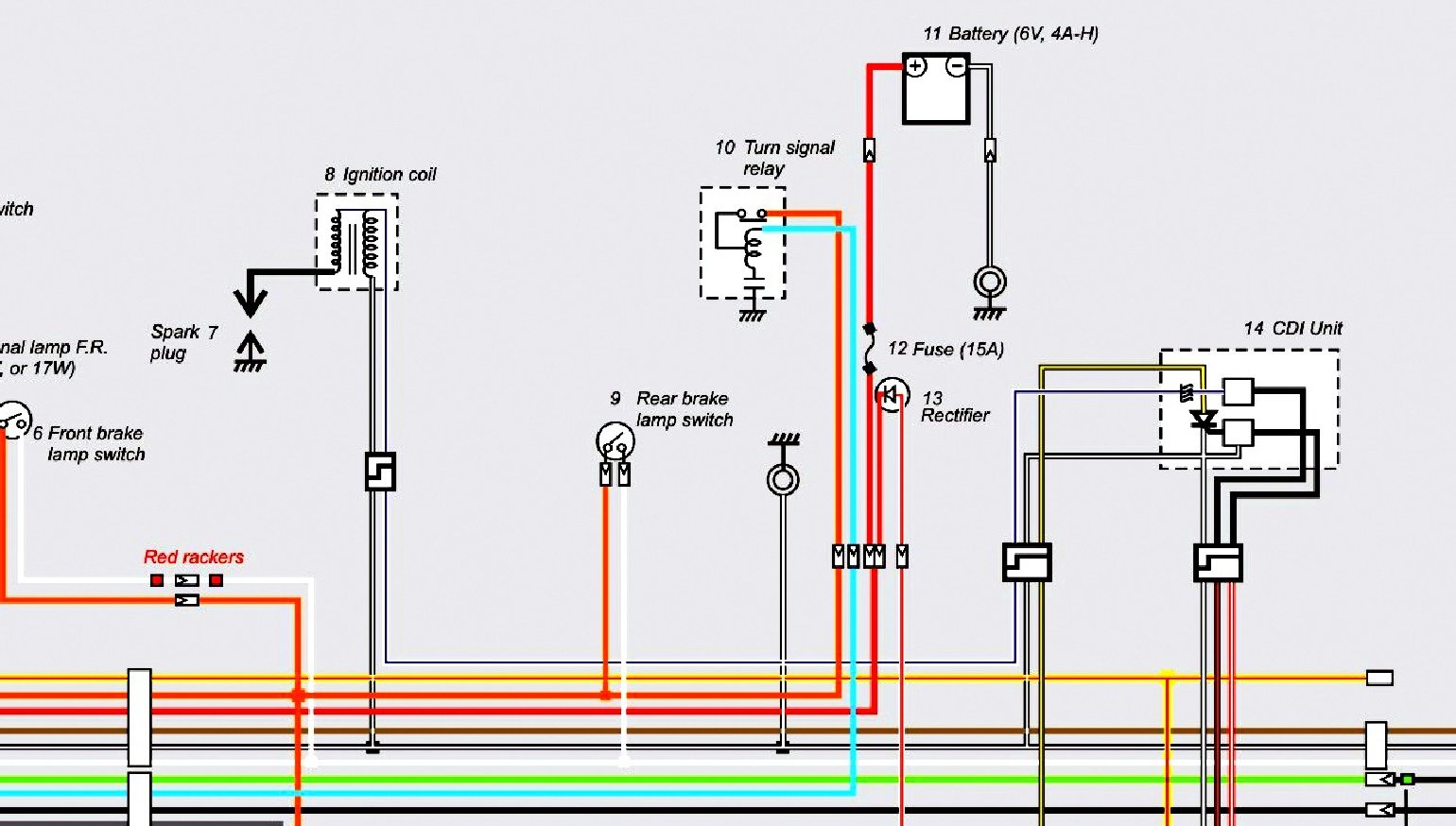 Why Things Are The Way They Dead Revs Revzilla 2014 Harley Saddlebag Speaker Wiring Diagram