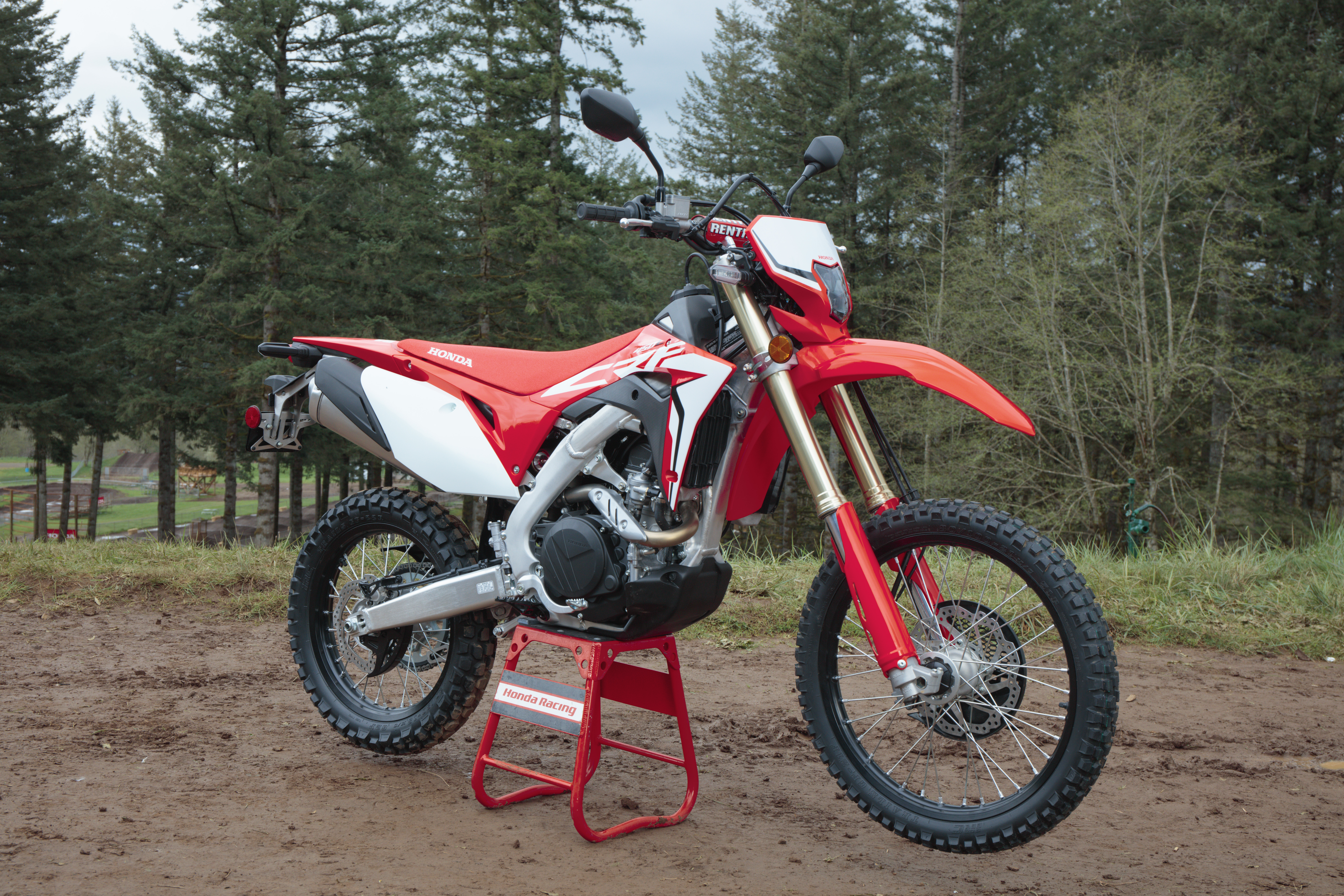Honda Takes Aim At Ktm With A Performance Oriented Dual Sport Revzilla