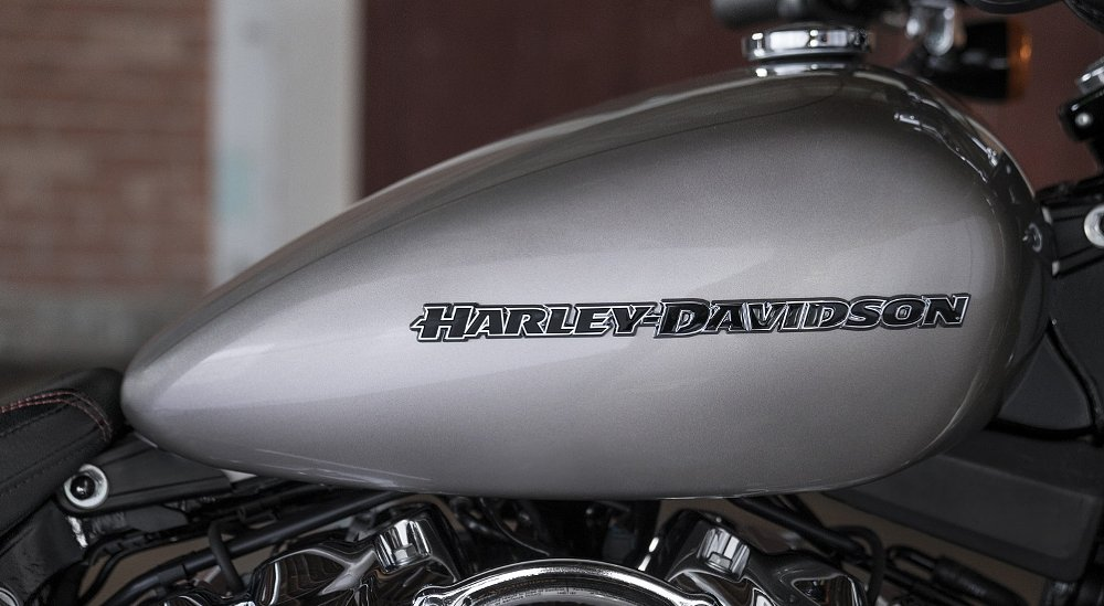 How a trade dispute is squeezing Harley-Davidson, in two charts