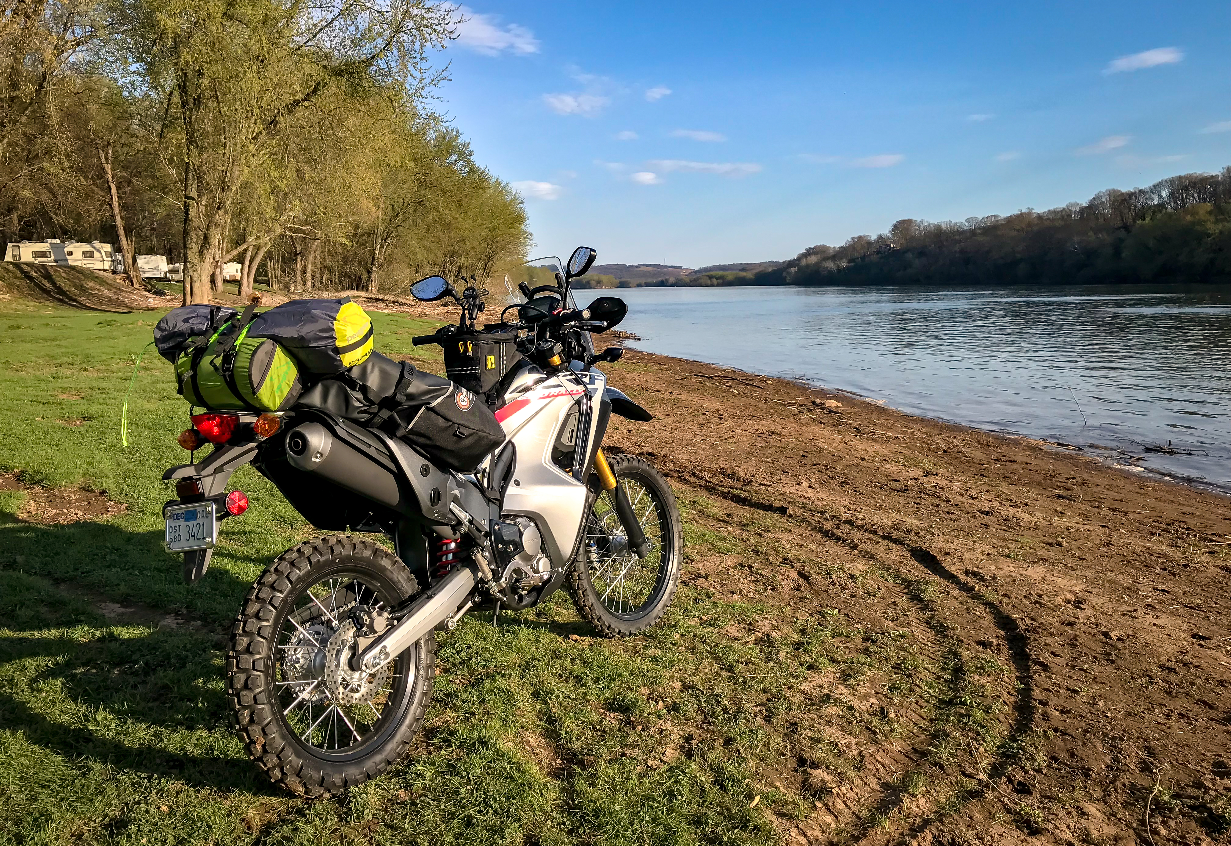 You Needed To Know Honda Crf250l Rally Revzilla