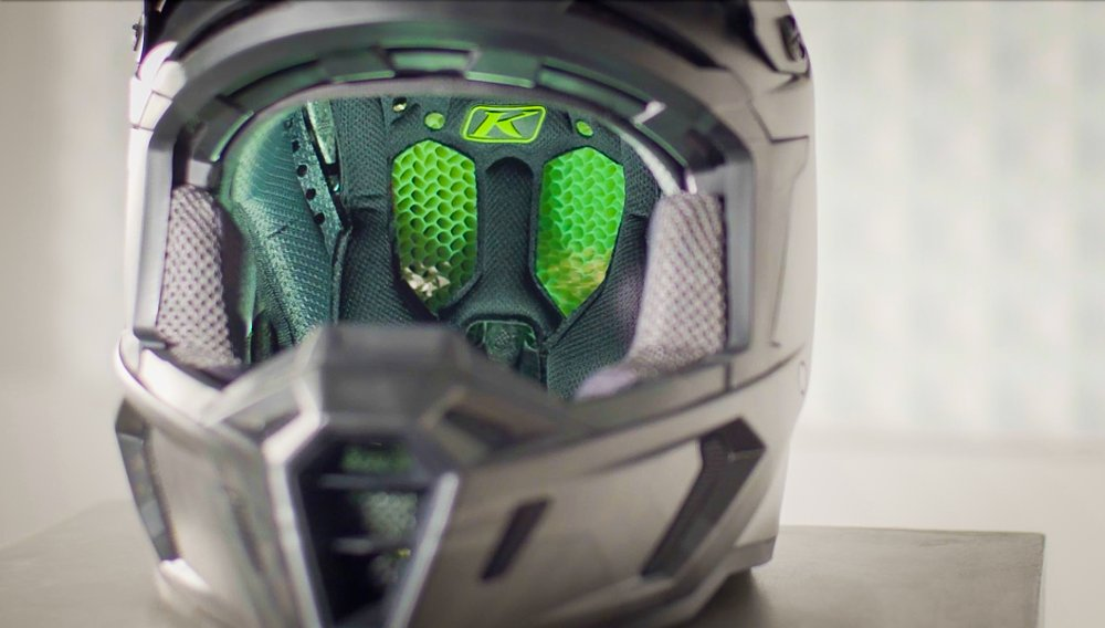 The new Klim F5 Koroyd helmet and the technology that sets it apart