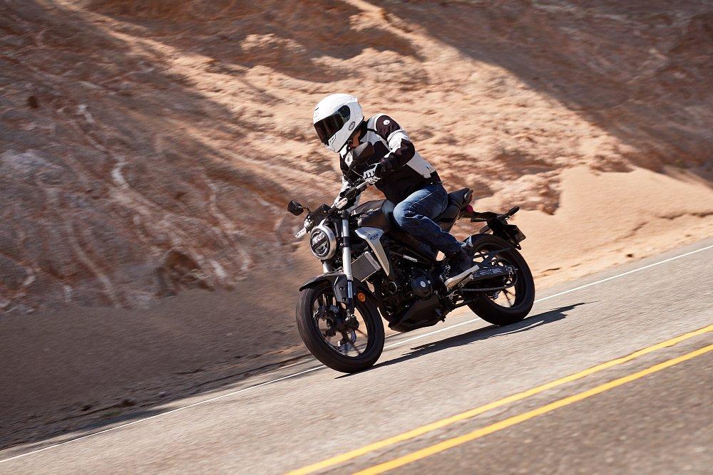2019 Honda CB300R first ride review