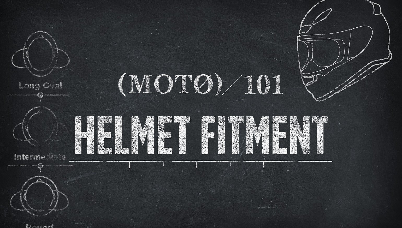 aabd45cf86cc Motorcycle Helmet Fitment 101 - RevZilla