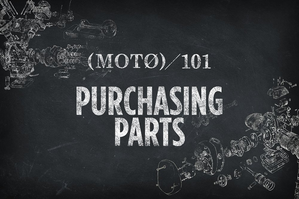 Motorcycle Parts 101: How to buy them