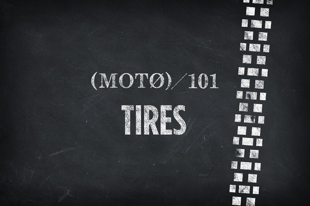 Motorcycle Tire Guide 101 and FAQ