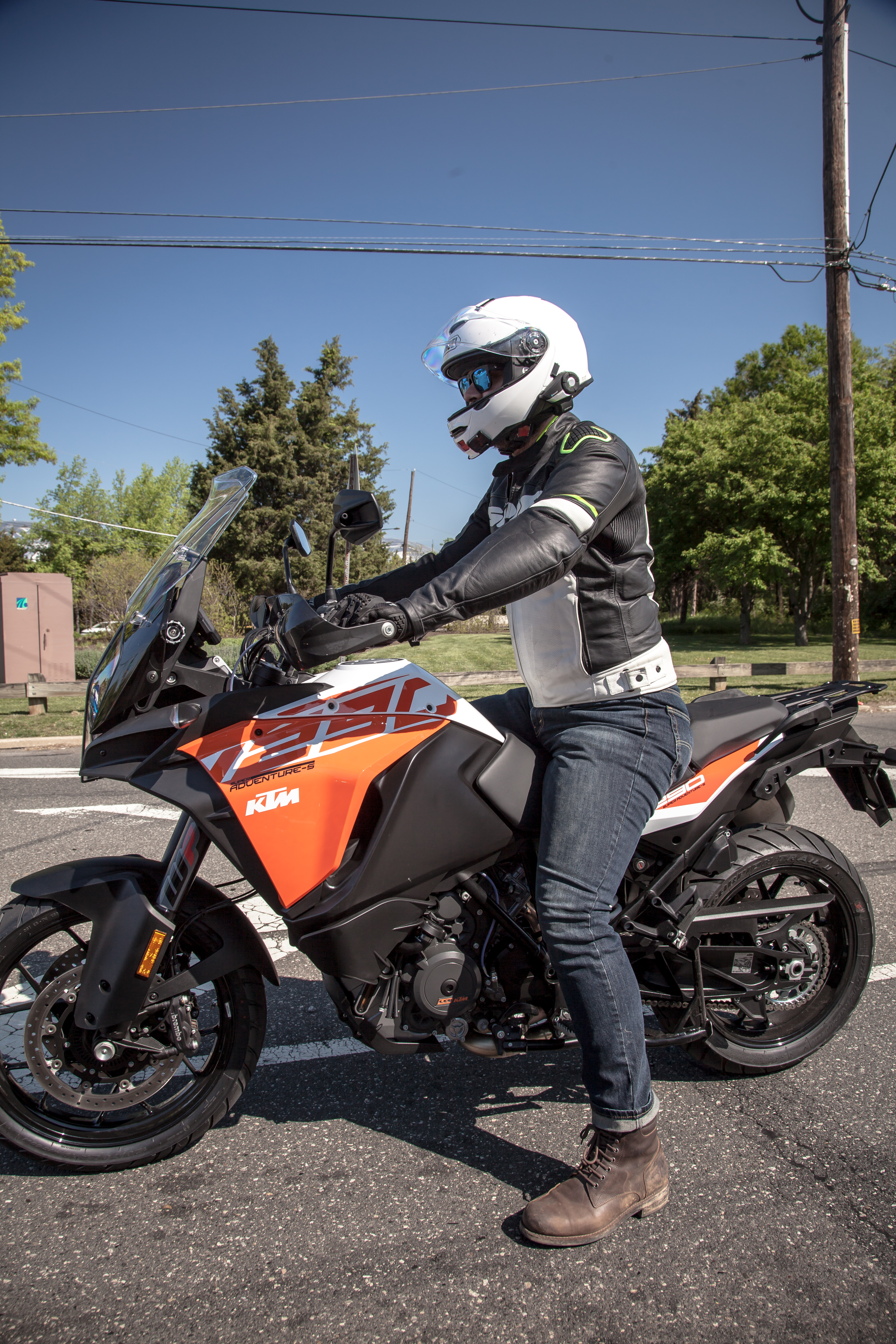 You needed to know: KTM 1290 Super Adventure S - RevZilla