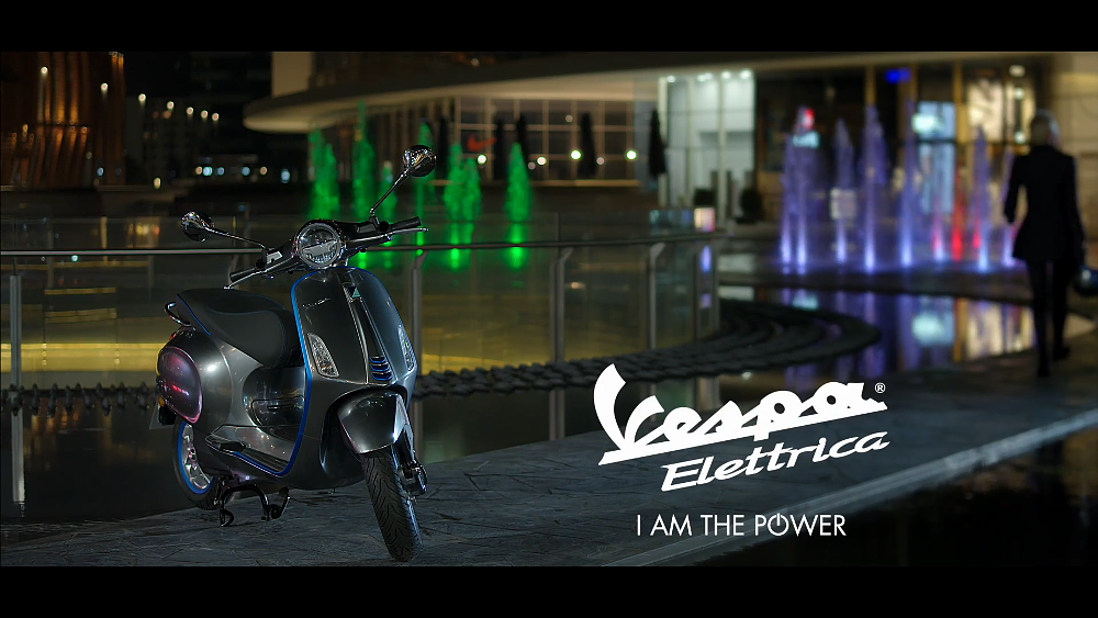 Vespa Elettrica coming to the United States for 2019