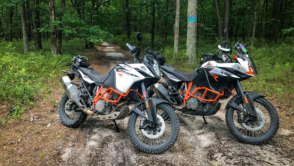 KTM 690 Enduro R and 790 Adventure R - RevZilla