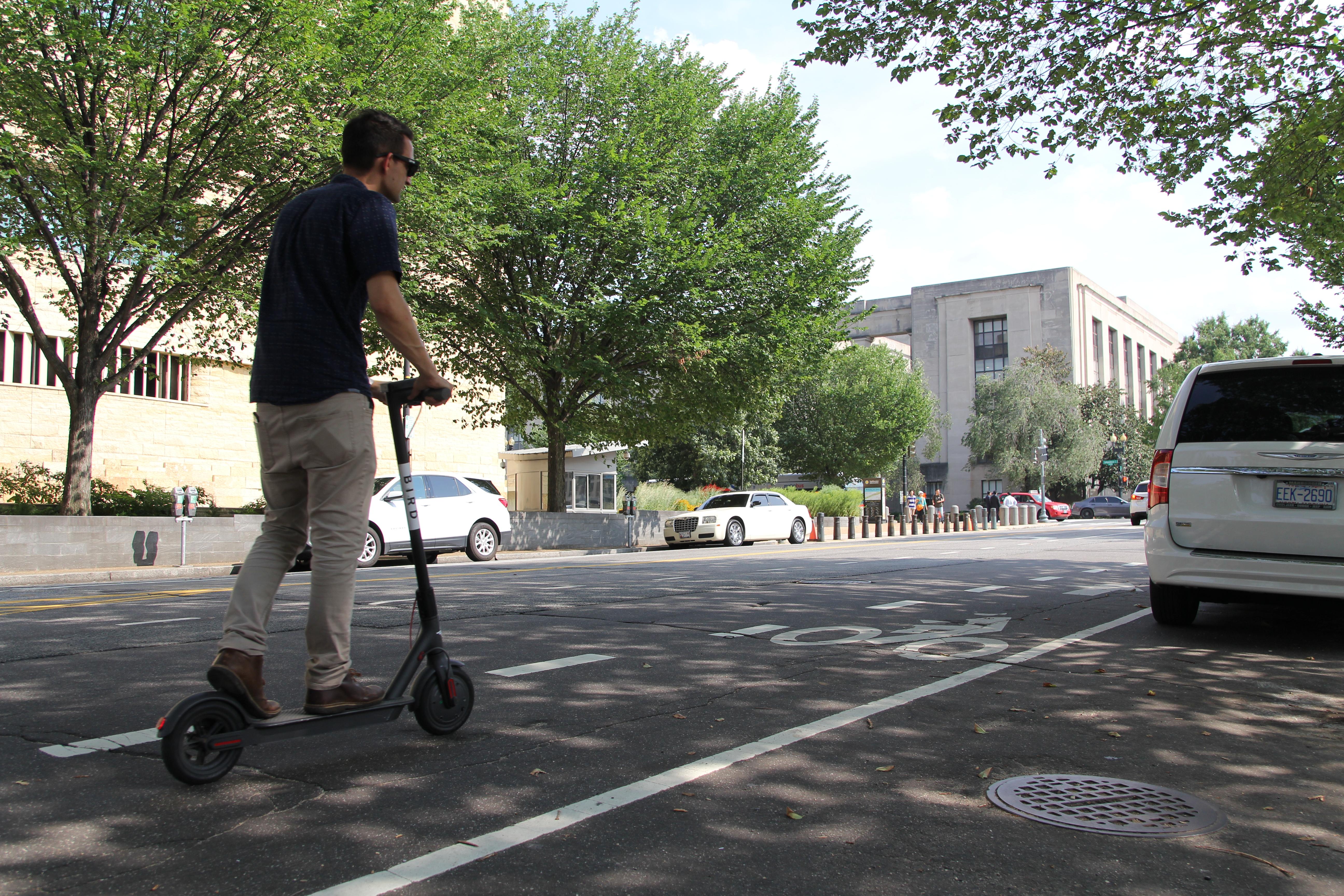 Dockless electric scooters: fad, friend, or foe? - RevZilla