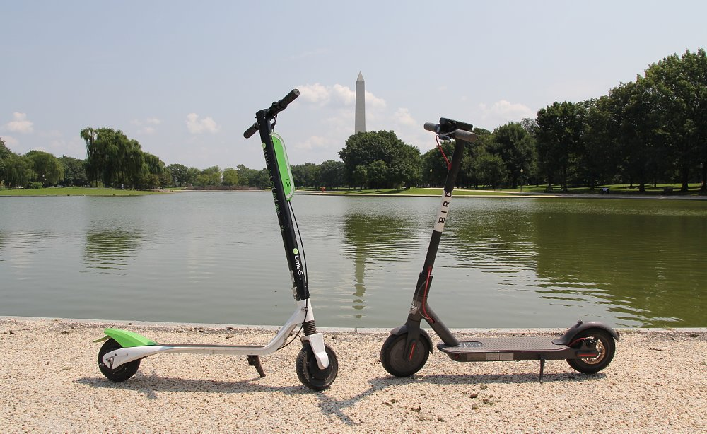 Dockless electric scooters: fad, friend, or foe?