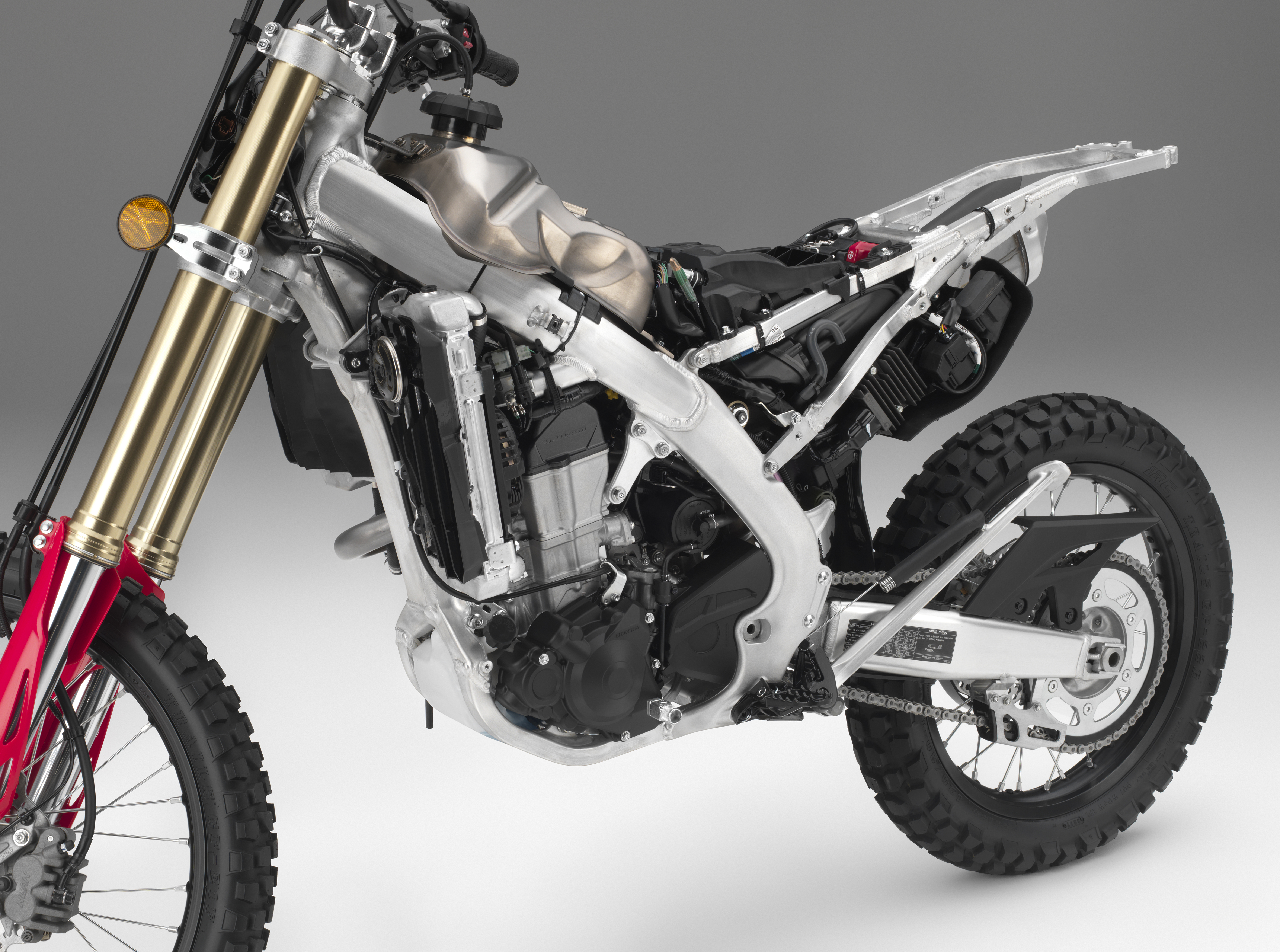 Awe Inspiring 2019 Honda Crf450L First Ride Review Revzilla Evergreenethics Interior Chair Design Evergreenethicsorg