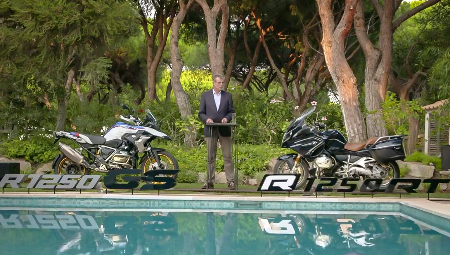 Bmw R 1250 Gs And R 1250 Rt Get New Engine With Variable Valve