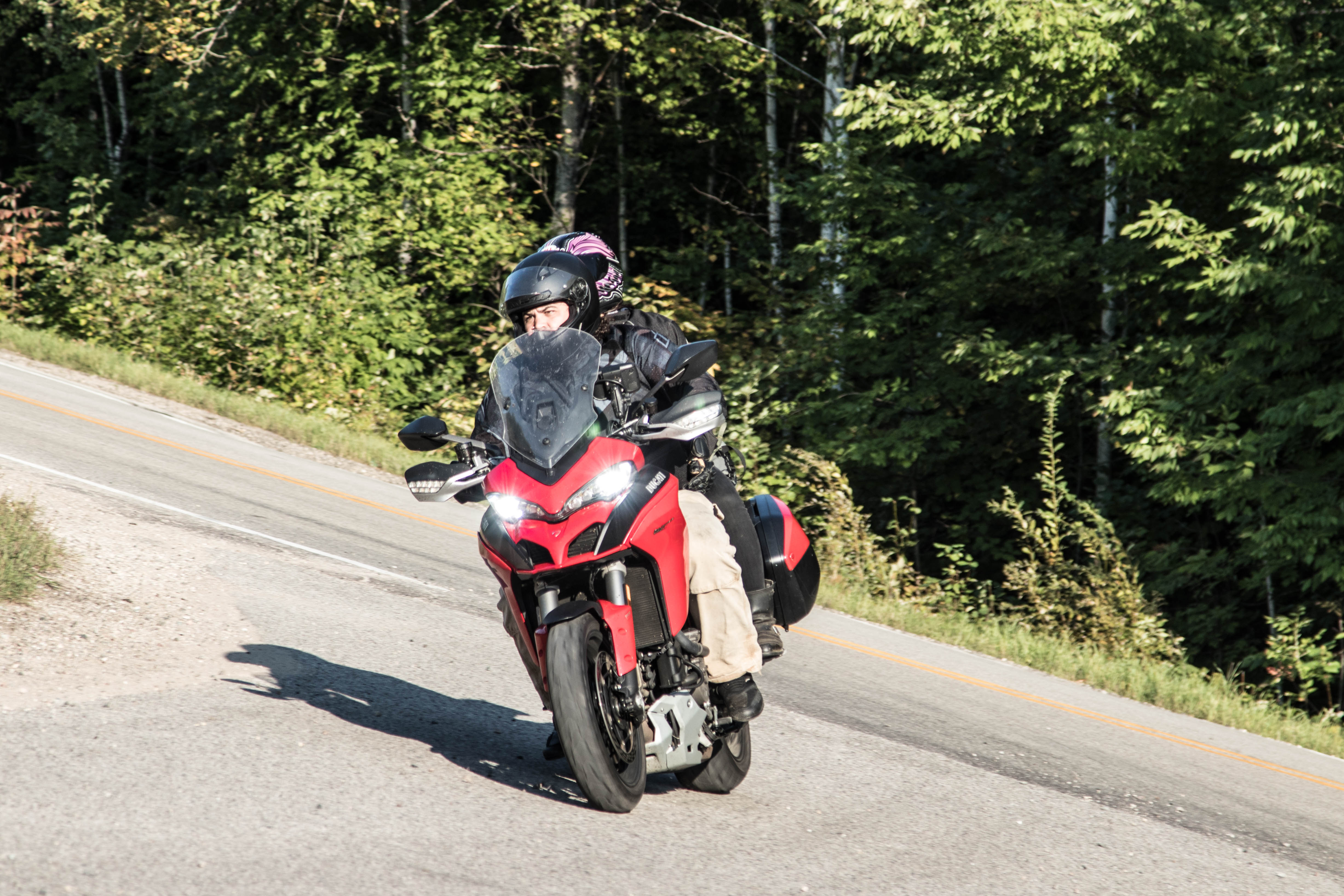 2018 Ducati Multistrada S review - RevZilla