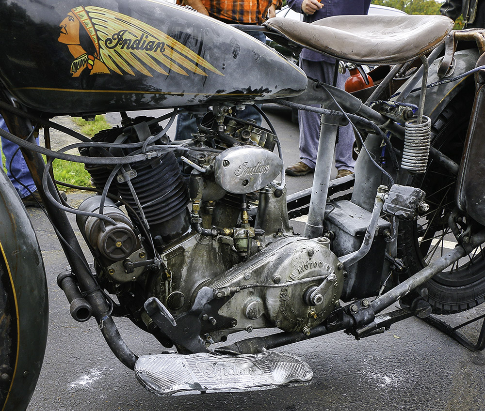 1914 Harley Davidson Wins Fifth Coast To Motorcycle Cannonball 2010 F150 Fuel Filter Revzilla