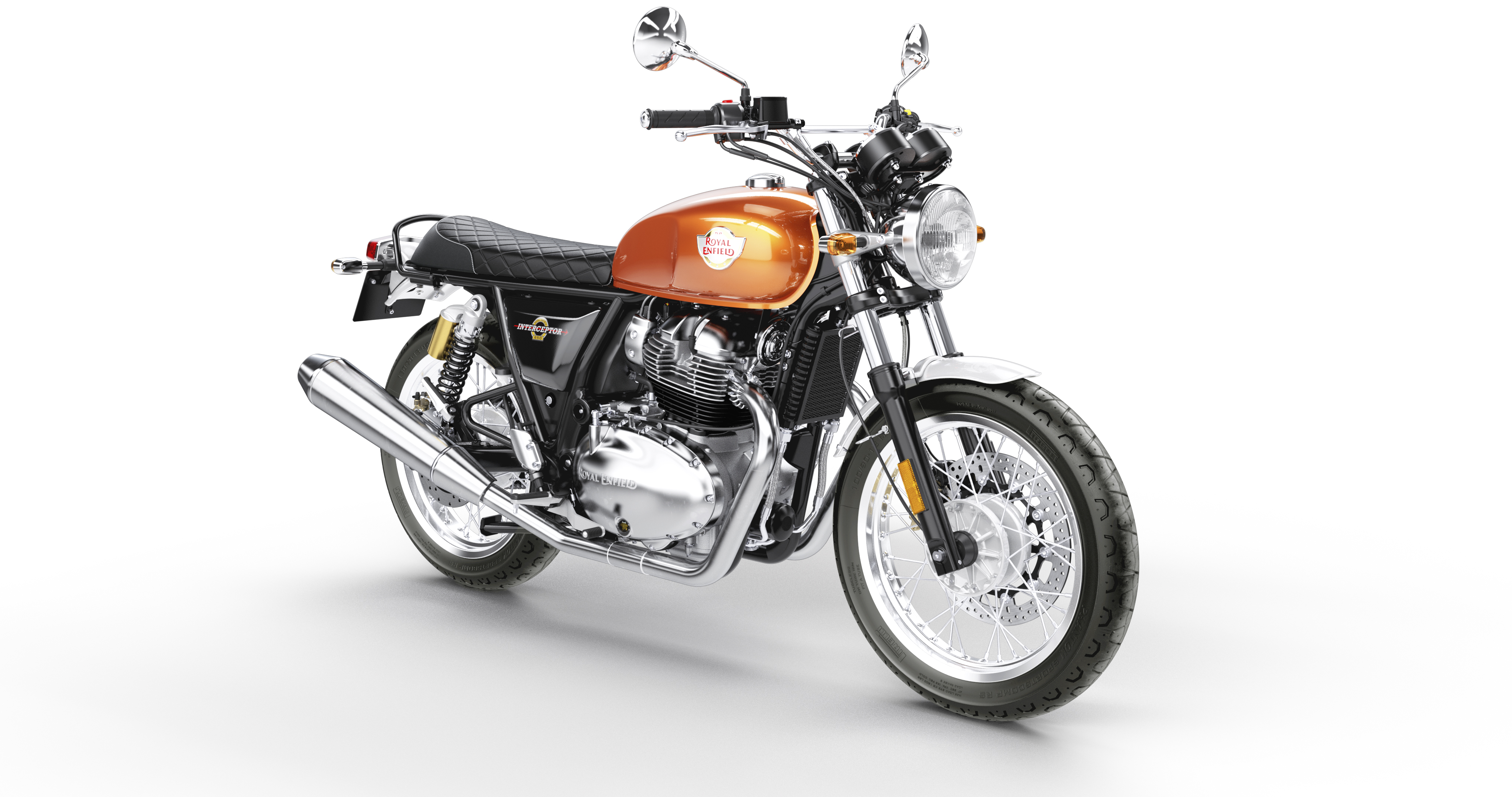 cc770583c3a8 2019 Royal Enfield Continental GT and Interceptor first ride review -  RevZilla