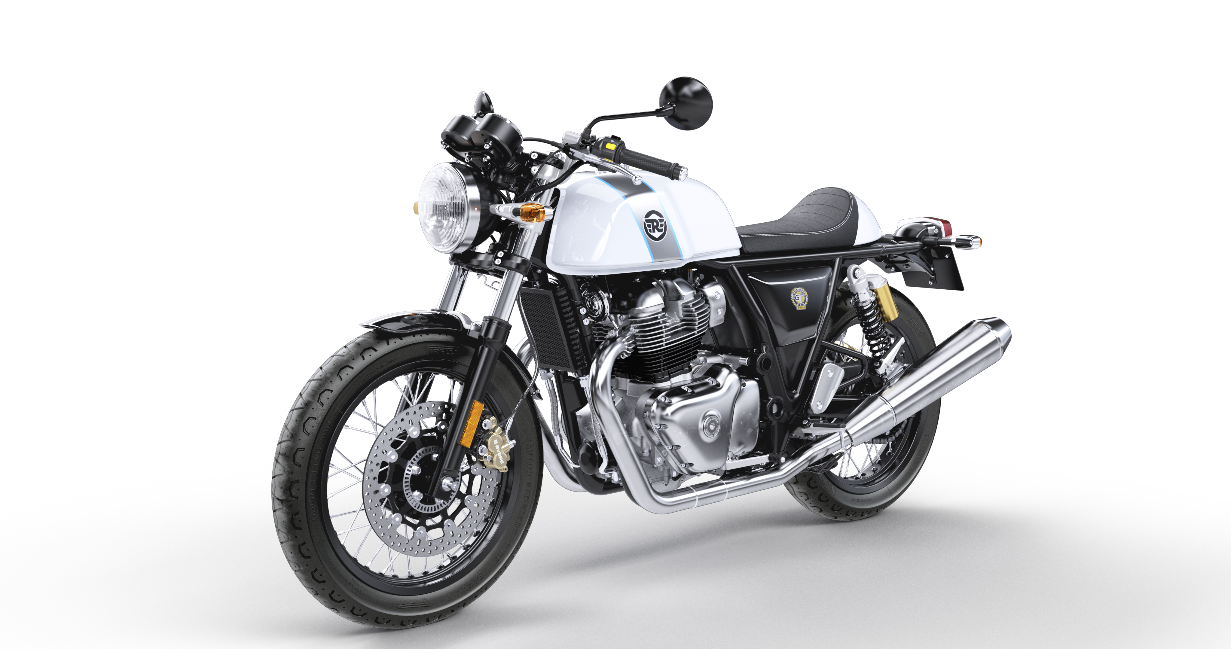2019 Royal Enfield Continental GT and Interceptor first ride