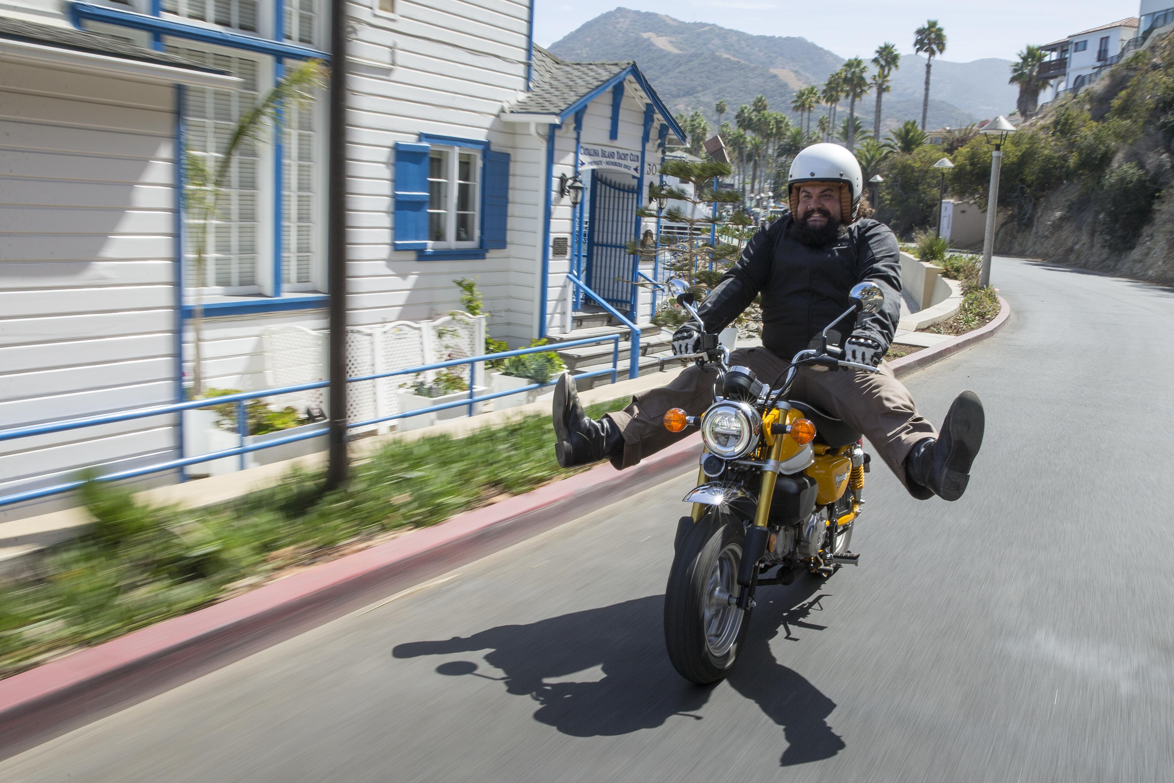2019 Honda Monkey first ride review - RevZilla