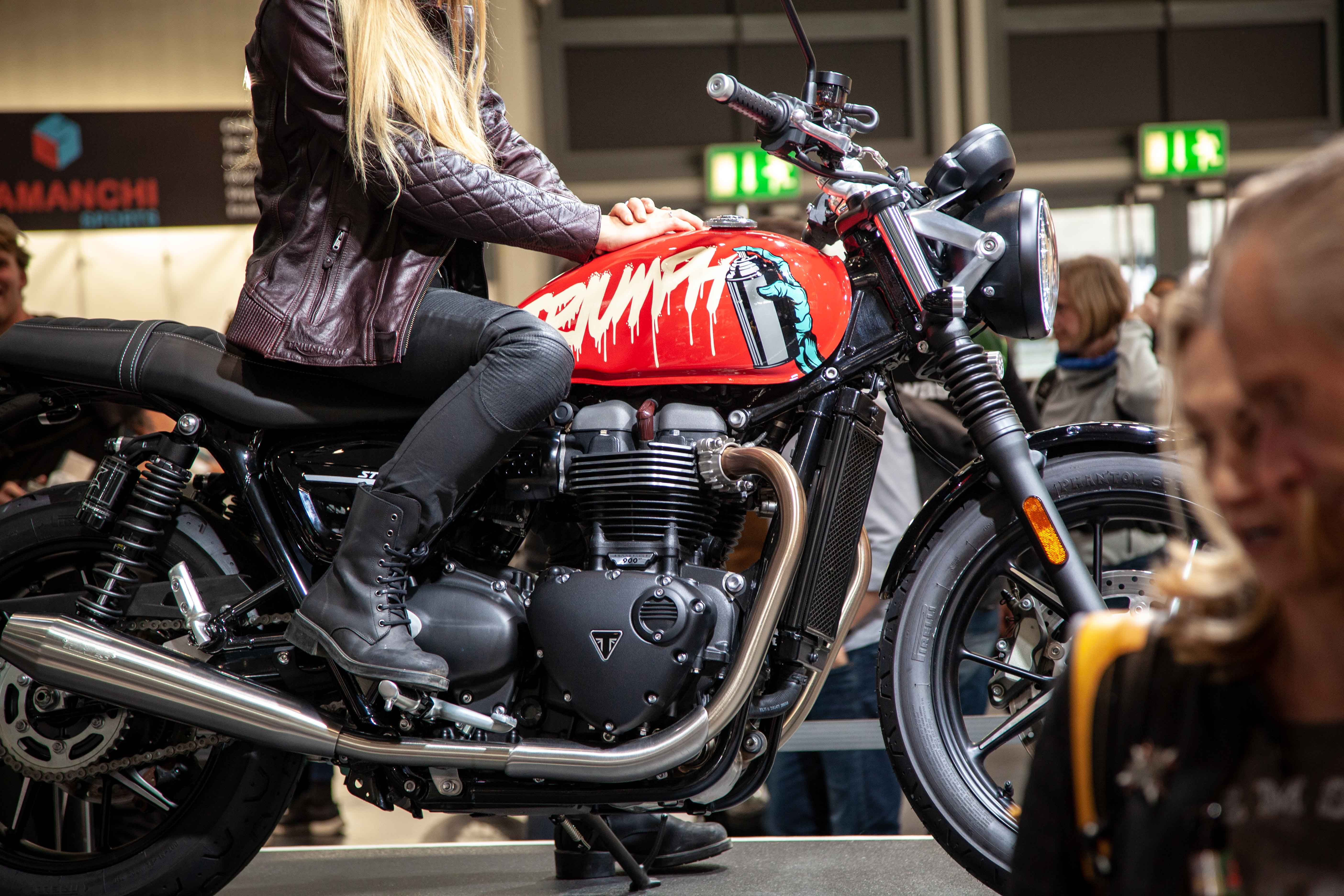 Triumph Announces Updated 2019 Bonneville Street Twin And Street