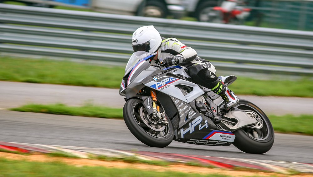 BMW HP4 Race first (and probably only) ride review